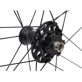 """CAMPAGNOLO Zonda C17 Disc Laufradsatz 28"""" 6-Loch Campagnolo 12x100/142mm schwarz"""